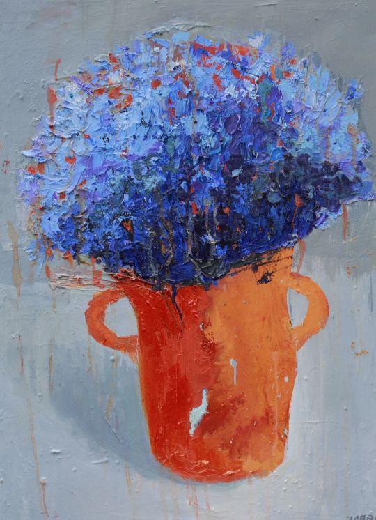 Jolanta Caban - Bluebottles